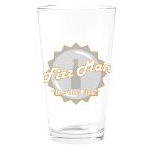 Fizz Man Soda Glass - $15